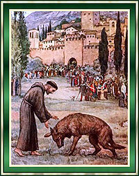 Legend-of-St-Francis-of-Assisi-and-the-Wolf